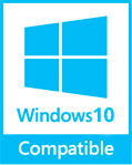.NET WinForm Organization Chart Control is Windows 10 compatible